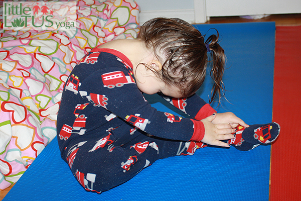 Kids Yoga For Sleep & Relaxation
